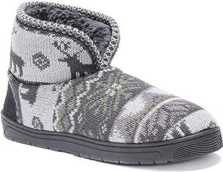 Best muk luks mark men's knit slippers Reviews