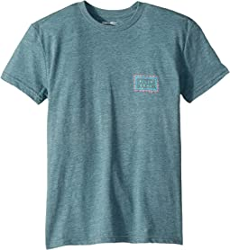 Billabong Kids Die Cut T-Shirt (Big Kids)