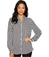 FDJ French Dressing Jeans - Stripe Long Sleeve Blouse