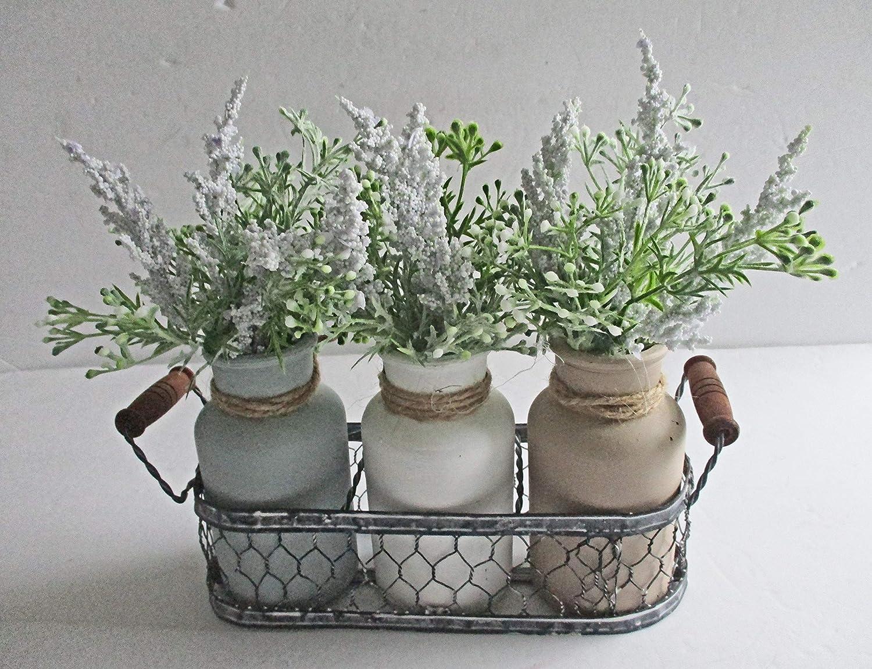 Floral Arrangement Popular popular Centerpieces Flower Decor Farmhouse safety Vases