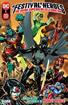 DC Festival of Heroes (2021-) #1: The Asian Superhero Celebration (DC Cultural Anthologies (2021-))