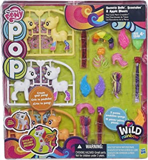 My Little Pony Pop Create a Pony Sweetie Belle, Scootaloo & Apple Bloom Exclusive Starter Kit [The Cutie Mark Crusaders]