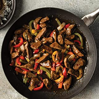 Omaha Steaks 1 (24 oz.) Skillet Meal: Asian Pepper Steak