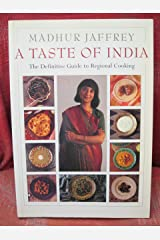 TASTE OF INDIA Paperback