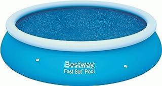 Bestway - Cobertor Solar para piscina de 10'