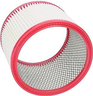 Wessper Filtro de cartucho para aspirador Gisowatt AQUAMATIC 50 INOX Para uso seco