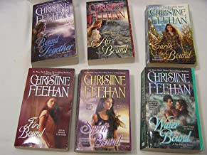 Sisters of the Heart (Sea Haven Novels) complete set: Water Bound,Fire Bound, Spirit Bound, Bound Together, Earth Bound Air Bound