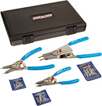Channellock RT-3 Convertible Retaining Ring Plier Set, 3-Piece