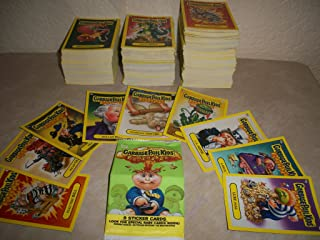 2011 GARBAGE PAIL KIDS FLASHBACK SERIES 3 {FB3} LOT OF THIRTY DIFFERENT STICKERS + 2 CEREAL KILLER STICKERS.