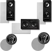 Polk Audio 700LS High Performance in-Ceiling/in-Wall Speaker System Package