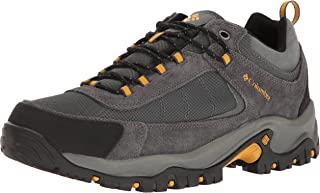 Columbia Men's Granite Ridge Waterproof Boot, Breathable, Microfleece Lining