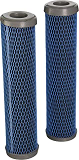 Culligan D-15 Basic Drinking Water Filtation Replacement Cartridge, 250 Gallons (2 Pack), Single Unit
