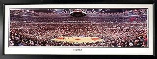 Chicago Bulls United Center 1996/97 NBA Championship Panoramic Framed