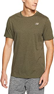 New Balance Men's Heather Tech Tee
