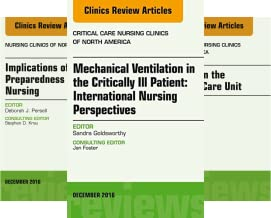 The Clinics: Nursing (51-86) (36 Book Series)