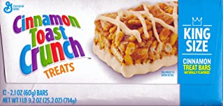 Best cinnamon toast crunch treats king size Reviews