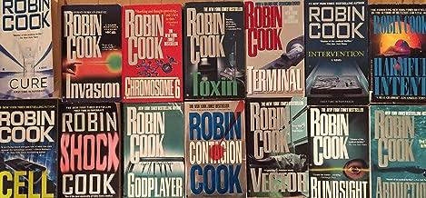 Robin Cook Paperback Novel Collection 13 Books