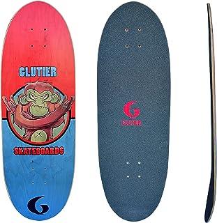 Glutier Surfskate Deck Surf Skate Moñet 30...