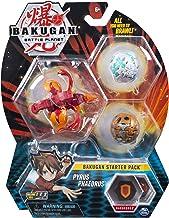 Bakugan 6045144 - Starter Pack mit 3 Bakugan (1 Ultra &a