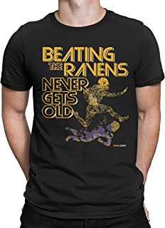 Pittsburgh Football T-Shirt, Beating The Ravens Never Gets Old