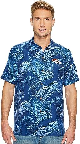 Tommy Bahama - Denver Broncos NFL Fez Rounds Shirt