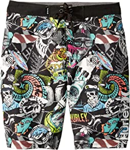 Sticker Boardshorts (Big Kids)
