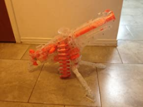 Nerf Nerf Clear Vulcan w/Red Darts