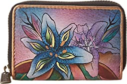 Anuschka Handbags - 1110 Credit And Business Card Holder