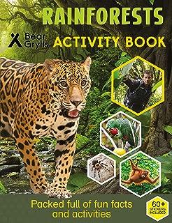 Bear Grylls Sticker Activity: Rainforest