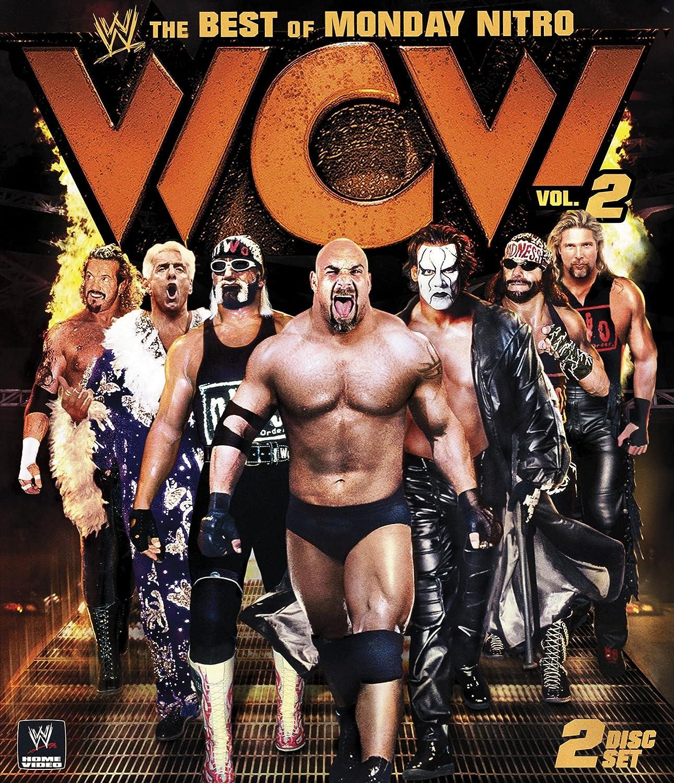 The Best of WCW Monday Sale item 2 Nitro Blu-ray Detroit Mall Vol.