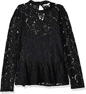 Levi's crochet blouse for women in Black, Size: M