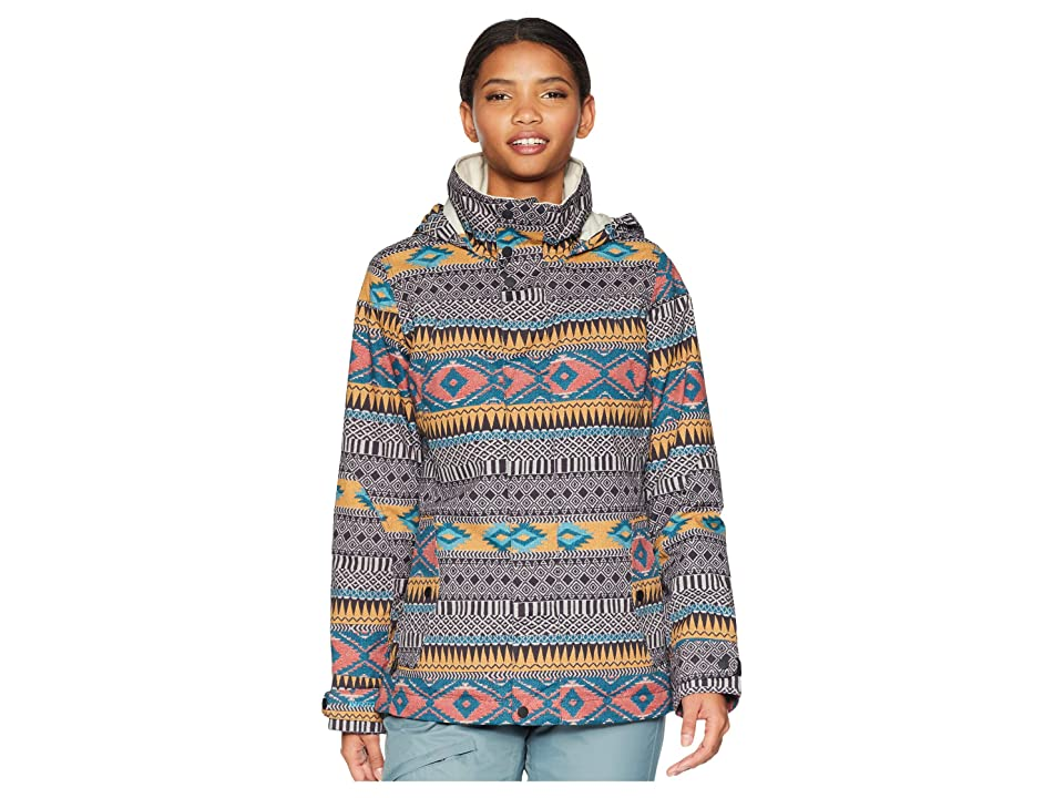 Burton Jet Set Jacket (Tahoe Freya Weave) Women