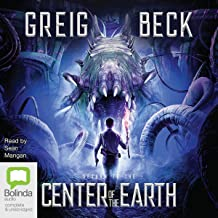 Return to the Center of the Earth: Center of the Earth, Book 2