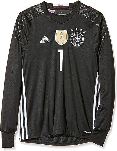 Adidas DFB Maillot Gardien de But en Jersey Enfant Youth