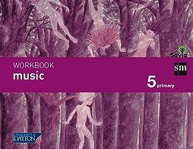 Music. 5 Primary. Savia. Workbook - 9788415743408