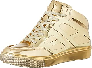 Womens Tinman 2 Metallic High Top Fashion Sneakers