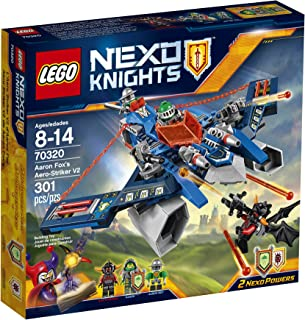 nexo knights all characters