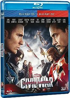Capitan América: Civil War [Blu-ray]