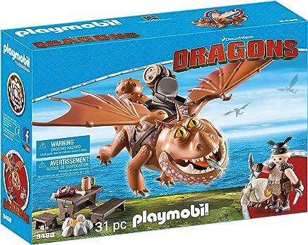 Playmobil 9460 Spielzeug - Fischbein und Fleischklops Unisex-Kinder