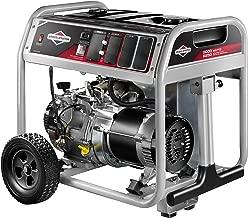 Briggs & Stratton 30681 5000 Running Watts/6250 Starting Watts 389cc Gas Powered Portable Generator