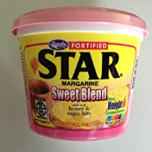 Star Margarine Sweet Blend - Product of the Philippines - 250 g / 8.8 oz