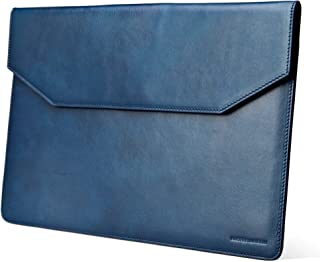 Kasper Maison MacBook Pro・PCスリーブケース 本革 13インチ ブルー