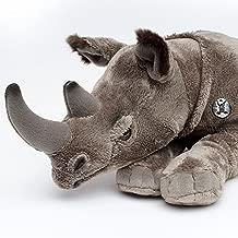 Rhinoceros PANDOR Rhino Black rhino White rhino 50 cm Plush toy by Kuscheltiere.biz