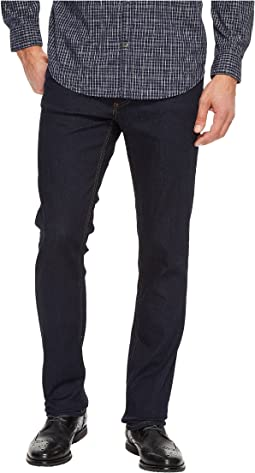 Calvin Klein Jeans - Slim Straight Jeans in Blue Seal