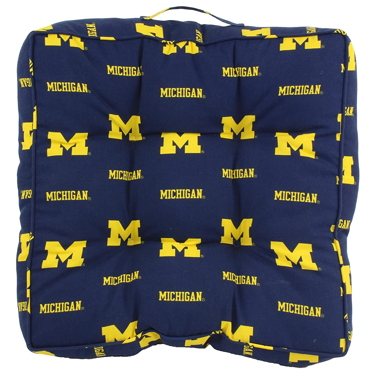 College Covers Michigan Wolverines Floor Pillow