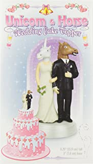 unicorn wedding cake