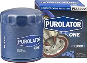 Purolator PL12222 Blue Single PurolatorONE Advanced Engine Protection Spin On Oil Filter