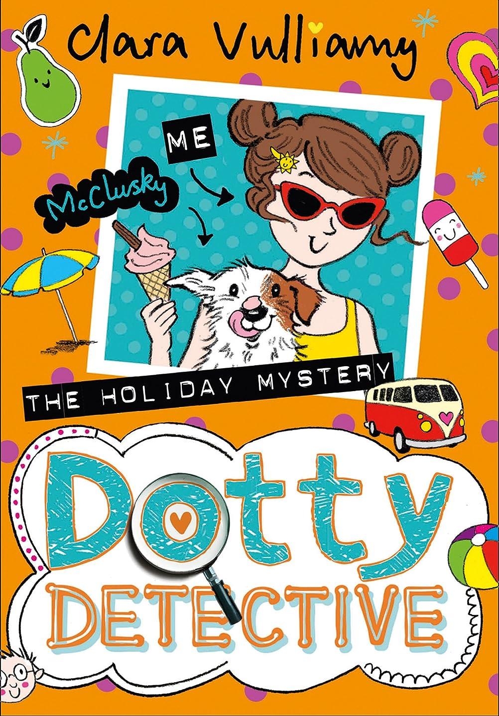 地元小包誓約The Holiday Mystery (Dotty Detective, Book 6) (English Edition)