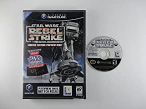 Star Wars Rebel Strike Rogue Squadron III (Preview Disc)