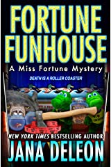 Fortune Funhouse (Miss Fortune Mysteries Book 19) (English Edition) Format Kindle